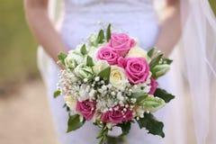 Oszałamiająco Ślubny Boquet Fotografia Stock