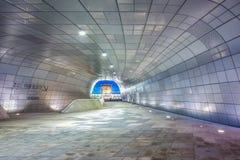 Oszałamiająco projekt przy Dongdaemun projekta placem Seul, Południowy Korea zdjęcie stock