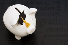 oszczędności edukacyjne Fotografia Stock
