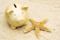 oszczędności wakacje Zdjęcie Royalty Free