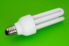 oszczędnościowa lampa Obraz Royalty Free