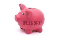 Oszczędzanie dla twój emerytura Zdjęcie Stock
