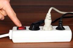 oszczędzanie energetyczna ilustracyjna ładna miękka część Obraz Royalty Free