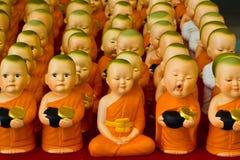 Oszczędzanie lali nowicjat ceramiczny pudełko, Obrazy Royalty Free