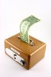 oszczędność pieniądze Zdjęcia Royalty Free
