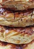 Oszkleni pączków torty Zdjęcie Stock