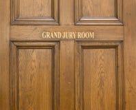 ot грандиозного дуба входа двери старое Стоковые Фото