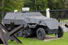 OT-810半跟踪了装甲的personner载体捷克斯洛伐克o 免版税库存图片