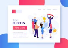 Winner banner. vector illustration