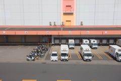 Ota gromadzki widok przy Tokio Jednoszynowym Fotografia Stock