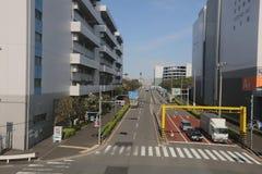 Ota gromadzki widok przy Tokio Jednoszynowym Obraz Stock