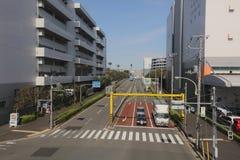 Ota gromadzki widok przy Tokio Jednoszynowym Obrazy Royalty Free