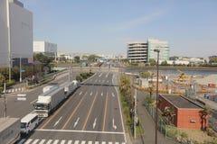 Ota gromadzki widok przy Tokio Jednoszynowym Zdjęcie Royalty Free