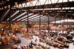 Ota Hurtowy rynek, Duża owoc, warzywo i kwiat, wprowadzać na rynek Zdjęcia Stock