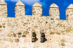 Otaczająca ściana Zdjęcie Royalty Free