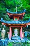 Otagi Nenbutsu Buddhist temple, Kyoto, Japan Stock Photography