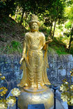 Otagi Nenbutsu Buddhist temple, Kyoto, Japan Royalty Free Stock Photography