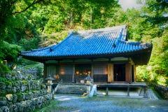 Otagi Nenbutsu Buddhist temple, Kyoto, Japan Royalty Free Stock Photos