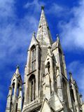 Otago,达尼丁第一个教会  库存照片