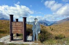 Otago - la Nuova Zelanda Fotografie Stock Libere da Diritti