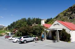 Otago - Nova Zelândia imagens de stock