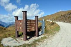 Otago - Nueva Zelanda Foto de archivo