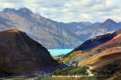 Otago - Nya Zeeland Arkivbilder