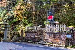 Otake Jizo Statue in Koyasan, Wakayama Royalty Free Stock Photos