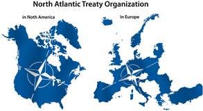 OTAN stock de ilustración