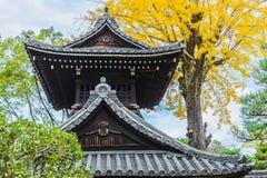 Otani mausoleum i Kyoto Royaltyfri Bild