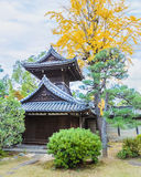 Otani Mausoleum in Kyoto Royalty Free Stock Photo