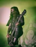 Otargos żywy koncert w Hellfest 2016 Zdjęcie Stock