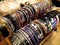 OTARU - Bracelet in the Music box museum Stock Photo