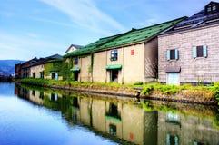 Otaru, Hokkaido Royalty-vrije Stock Afbeelding