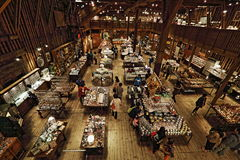 Free Otaru Music Box Museum Stock Photography - 40322922