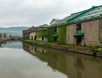 Otaru Sappora, Japan Jul 2015 Royalty Free Stock Photo