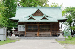 Otaru Shrine,Japan. Suitengu Shrine Otaru,Hokkaido Japan royalty free stock photo