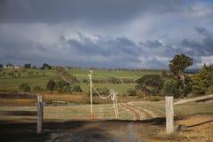Otback-Landschaft Stockfoto