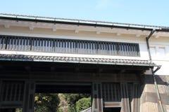 Ote gate of Edo castle Royalty Free Stock Photos