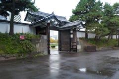 Ote-mon gate of Edo castle Stock Images