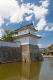 Ote Sumiyagura wierza Ako kasztel, Ako miasteczko, Japonia Zdjęcie Stock