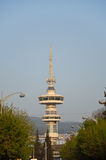 OTE Tower in Thessaloniki Stock Images