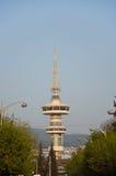 OTE wierza w Saloniki Obrazy Stock