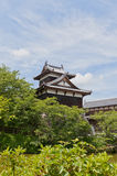 Otemukaiyagura Turret Of Yamato Koriyama Castle, Japan Royalty Free Stock Photos