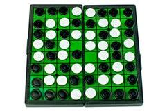 Othello Board Game Isolated Immagine Stock Libera da Diritti