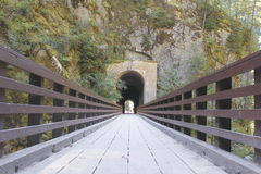 Othello Tunnels Royalty Free Stock Photos