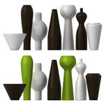 Other vases Stock Photo
