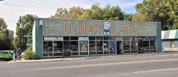 Otherlands Kawowy bar Memphis i kawiarnia, TN zdjęcie stock