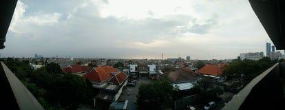 Otherside de Surabaya imagens de stock