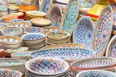 Otiental ceramics Stock Photos